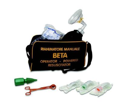 Manual reanimation kit