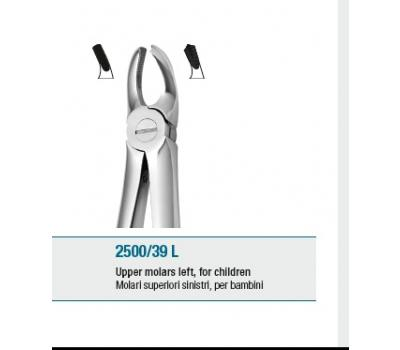 Pedodontic Tooth Forceps English Pattern Upper Molars Left