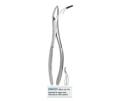 Anatomic Tooth Forceps English Pattern Universal for Upper Roots