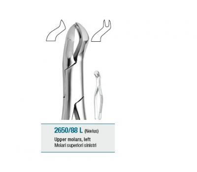 Tooth Forceps American Pattern Upper Molars Left