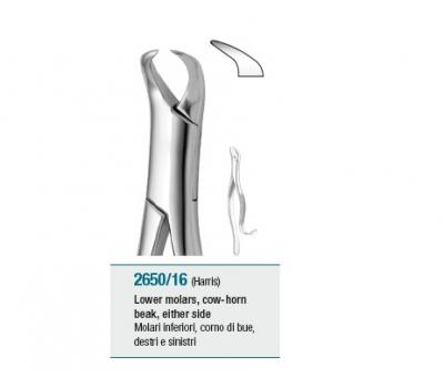 Tooth Forceps American Pattern Lower Molars, cow-horn Beak,eithe